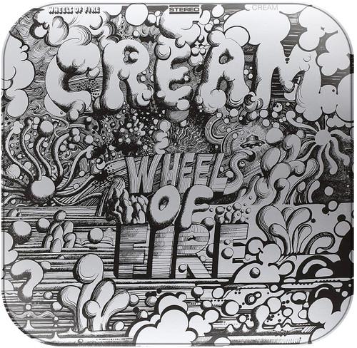 Cream Wheels of Fire Album Cover Sticker