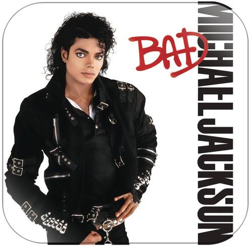 Michael Jackson Bad Album Cover Sticker