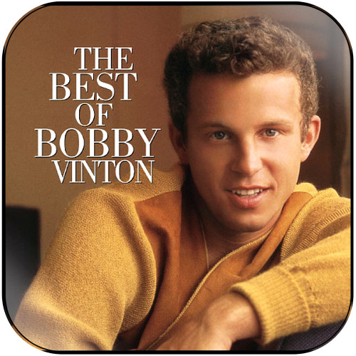 Bobby Vinton The Best Of Bobby Vinton Album Cover Sticker