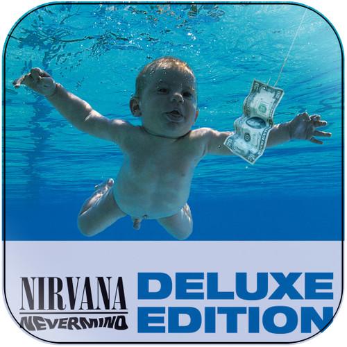 Nirvana Nevermind-3 Album Cover Sticker