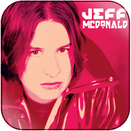 Jeff McDonald Jeff Mcdonald Album Cover Sticker