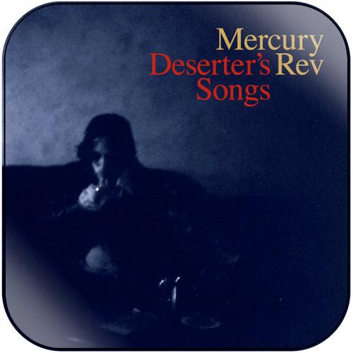 Mercury Rev Deserters Songs Album Cover Sticker