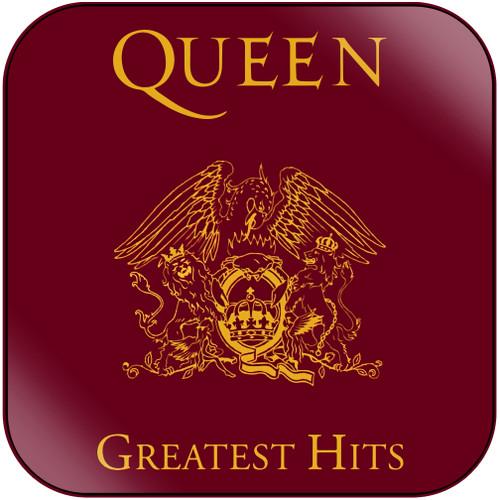 Queen Greatest Hits 1 Album Cover Sticker Album Cover Sticker