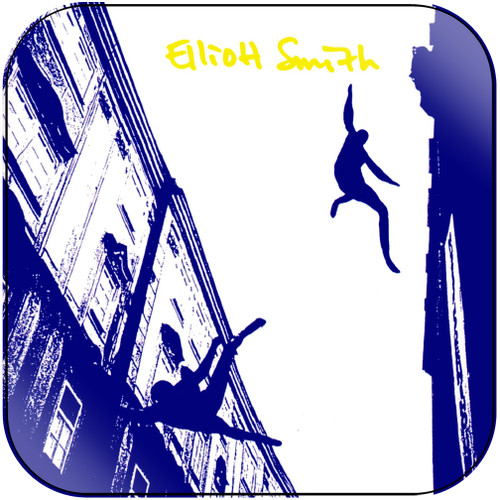 Elliott Smith Elliott Smith Album Cover Sticker
