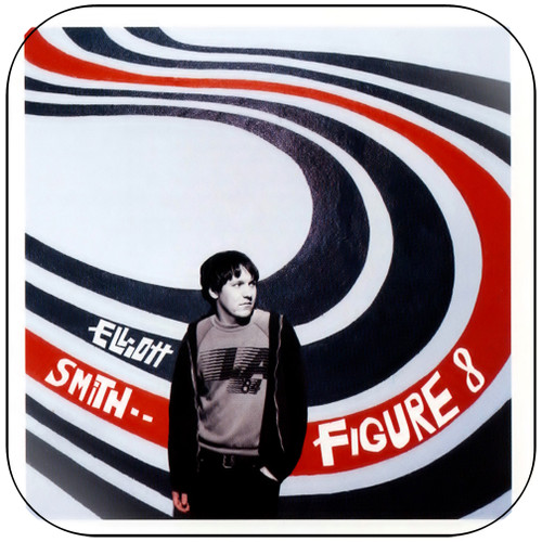 Elliott Smith Figure 8 Album Cover Sticker