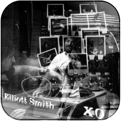 Elliott Smith Xo-2 Album Cover Sticker