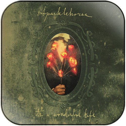 Sparklehorse Its A Wonderful Life Album Cover Sticker