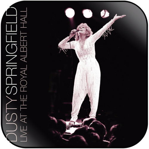 Dusty Springfield Live At The Royal Albert Hall-2 Album Cover Sticker