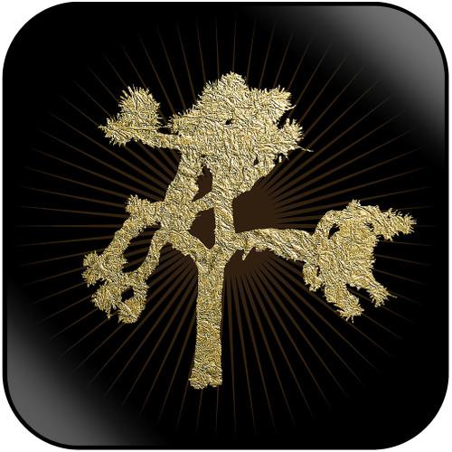 U2 The Joshua Tree-4 Album Cover Sticker Album Cover Sticker