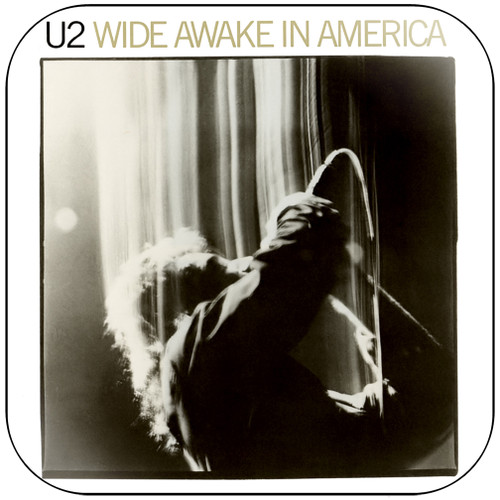 U2 Wide Awake In America Album Cover Sticker Album Cover Sticker