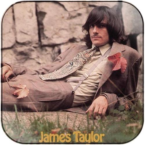 James Taylor James Taylor-1 Album Cover Sticker