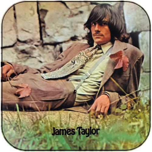 James Taylor James Taylor-2 Album Cover Sticker