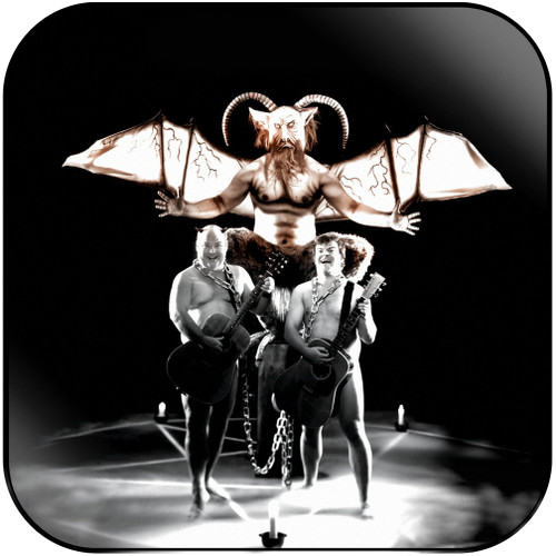 Tenacious D Tenacious D Album Cover Sticker