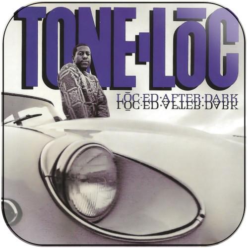 Tone-Loc Lc Ed After Dark-1 Album Cover Sticker