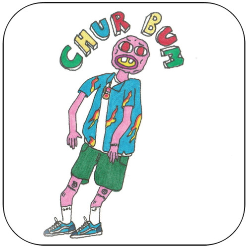 Tyler the Creator Cherry Bomb-2 Album Cover Sticker