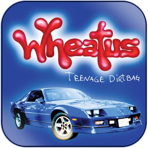Wheatus Teenage Dirtbag Album Cover Sticker