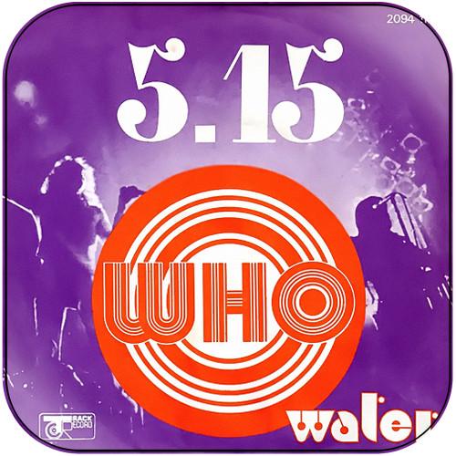 The Who 515 Album Cover Sticker