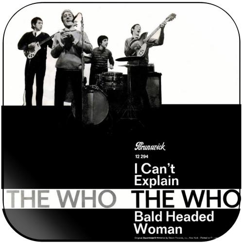 The Who I Cant Explain Album Cover Sticker