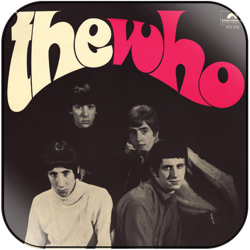 The Who The Who-1 Album Cover Sticker