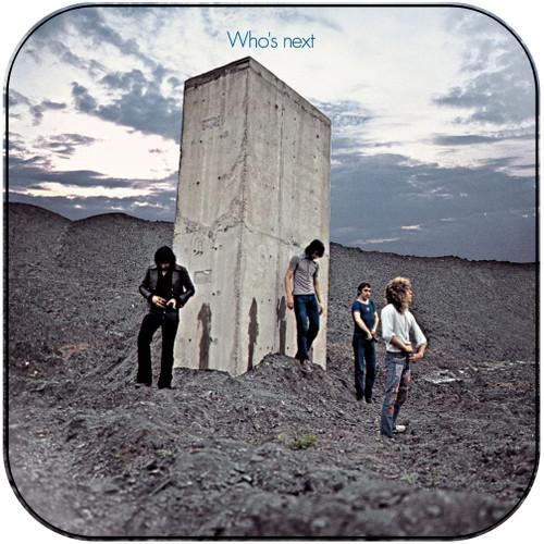 The Who Whos Next-1 Album Cover Sticker