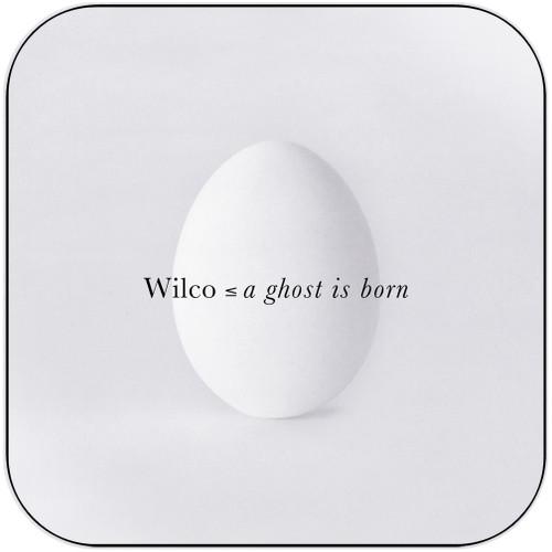 Wilco A Ghost Is Born-2 Album Cover Sticker