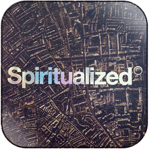 Spiritualized Live At The Albert Hall Album Cover Sticker