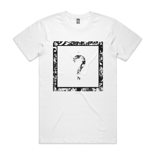 Xxxtentacion  Album Cover T-Shirt White