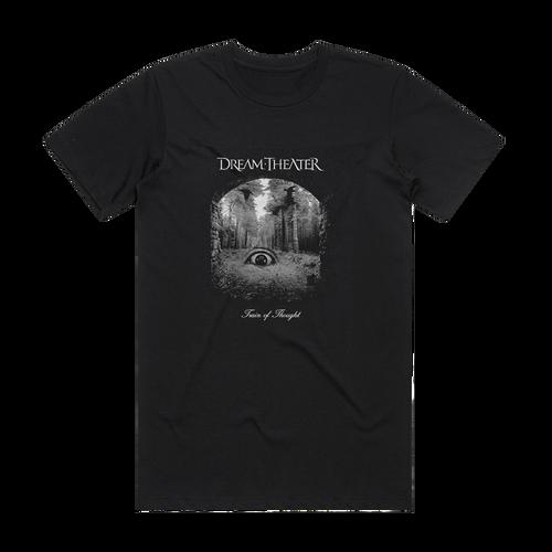 Dream Theatre Train of Thought Album Cover T-Shirt Black