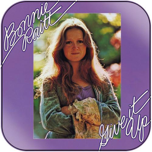 Bonnie Raitt give it up Album Cover Sticker Album Cover Sticker