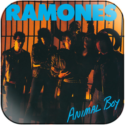 Ramones animal boy Album Cover Sticker Album Cover Sticker