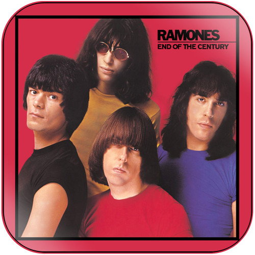Ramones end of the century-2 Album Cover Sticker Album Cover Sticker