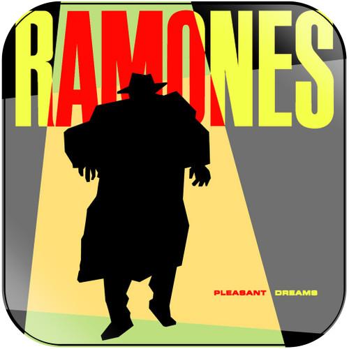 Ramones pleasant dreams Album Cover Sticker Album Cover Sticker