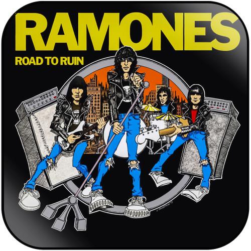 Ramones road to ruin Album Cover Sticker Album Cover Sticker
