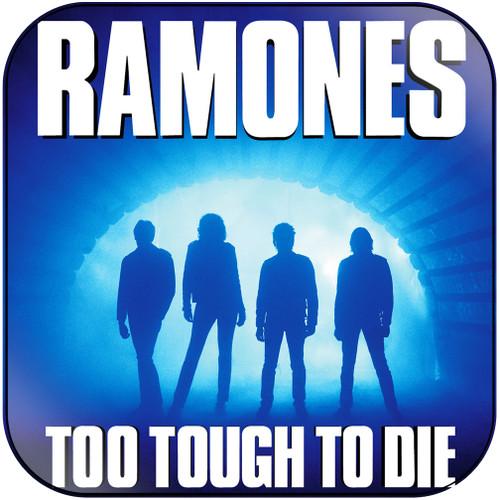 Ramones too tough to die-2 Album Cover Sticker Album Cover Sticker