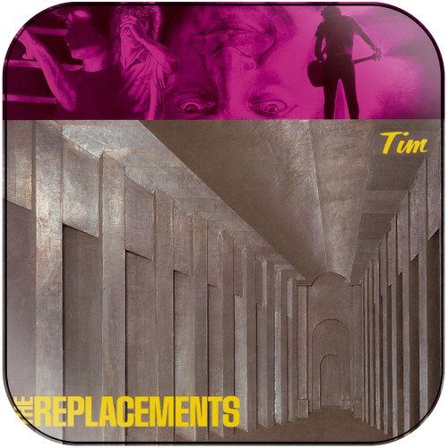 The Replacements tim Album Cover Sticker Album Cover Sticker