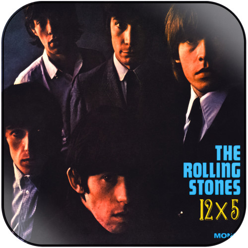 The Rolling Stones 12 x 5-3 Album Cover Sticker Album Cover Sticker