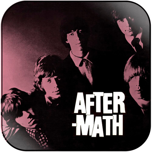 The Rolling Stones aftermath Album Cover Sticker Album Cover Sticker