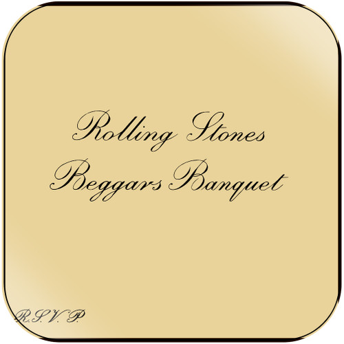 The Rolling Stones beggars banquet-2 Album Cover Sticker Album Cover Sticker