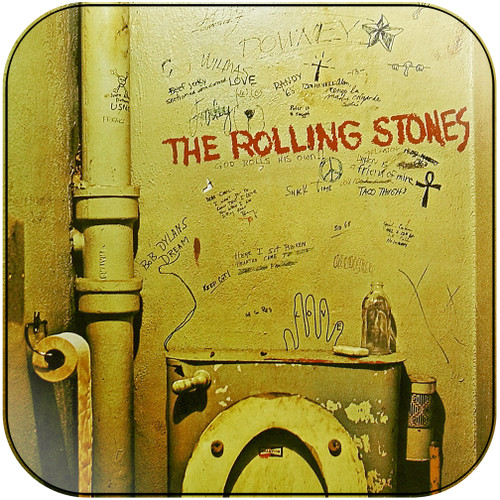 The Rolling Stones beggars banquet-3 Album Cover Sticker Album Cover Sticker