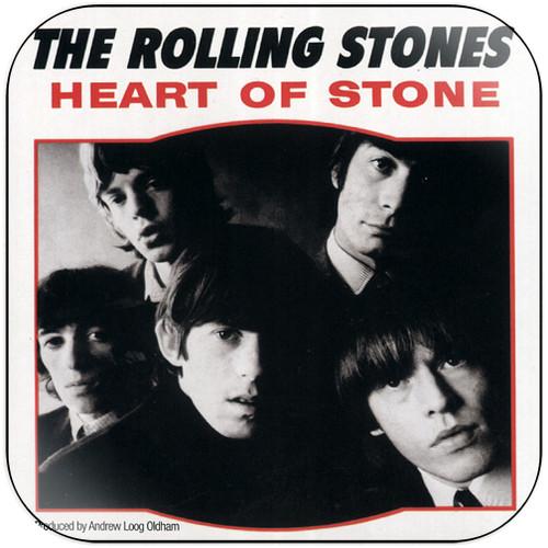 The Rolling Stones heart of stone Album Cover Sticker Album Cover Sticker