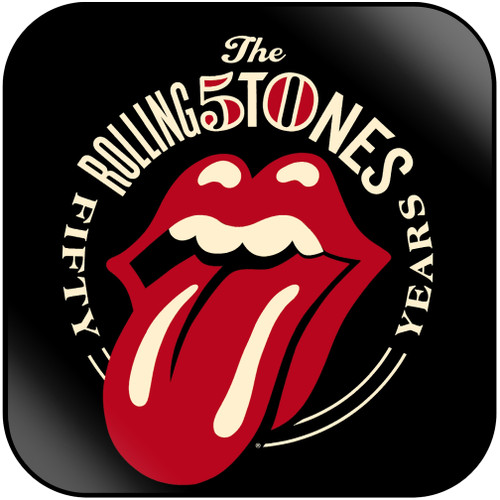 The Rolling Stones Out of Our Heads Album Cover Sticker
