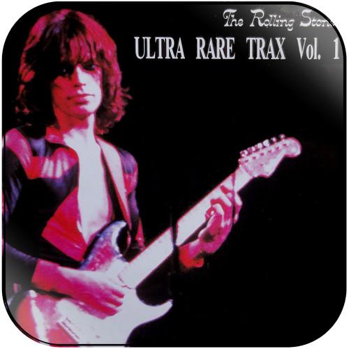 The Rolling Stones ultra rare trax volume 1 Album Cover Sticker Album Cover Sticker