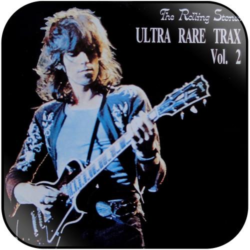 The Rolling Stones ultra rare trax volume 2 Album Cover Sticker Album Cover Sticker