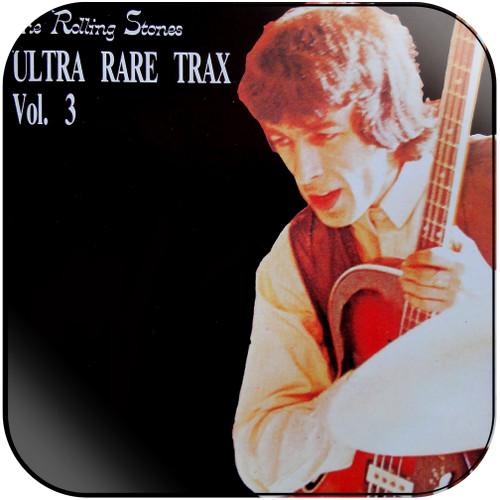 The Rolling Stones ultra rare trax volume 3 Album Cover Sticker Album Cover Sticker