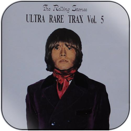 The Rolling Stones ultra rare trax volume 5 Album Cover Sticker Album Cover Sticker