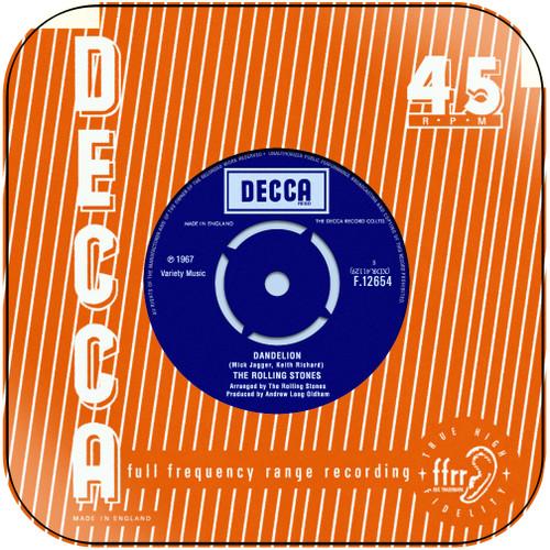 The Rolling Stones we love you dandelion-2 Album Cover Sticker Album Cover Sticker