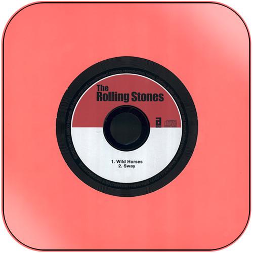 The Rolling Stones wild horses-1 Album Cover Sticker Album Cover Sticker