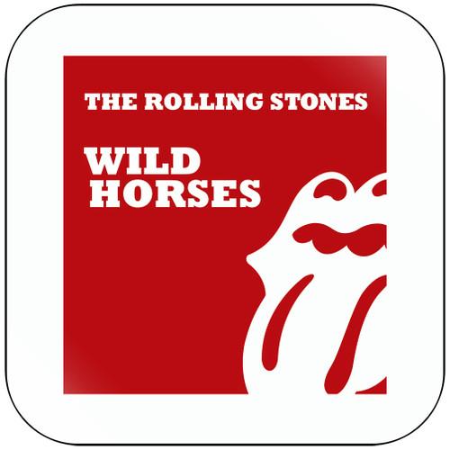 The Rolling Stones wild horses-2 Album Cover Sticker Album Cover Sticker