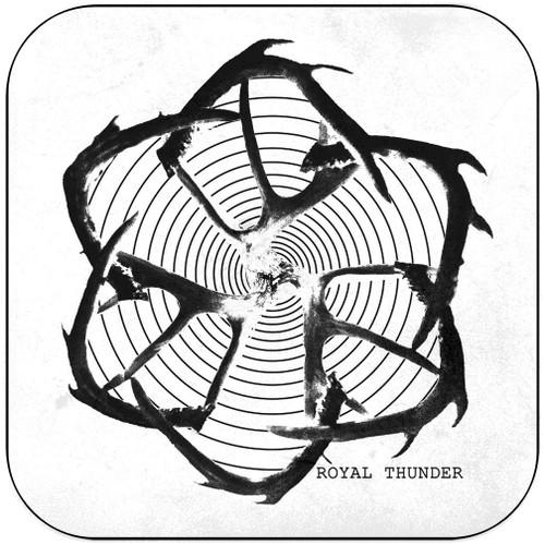 Aswad Distant Thunder Album Cover Sticker Album Cover Sticker