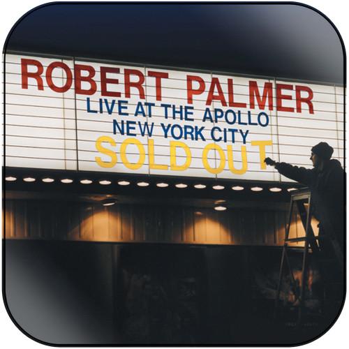 Robert Palmer Live At The Apollo Album Cover Sticker Album Cover Sticker